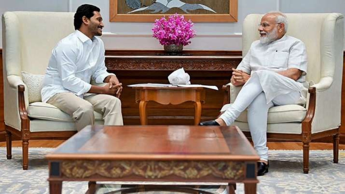 Jagan Reddy Meets PM