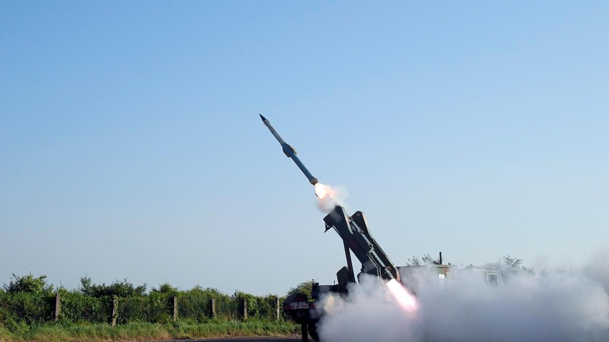 DRDO's Air Missile