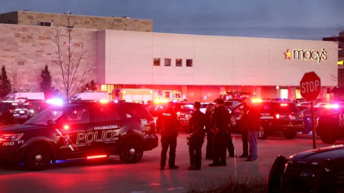 Wisconsin mall shooting