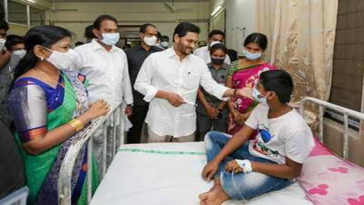Pesticides are the root cause of Eluru mystery diseases: Top institutes reported to CM Jagan Mohan Reddy