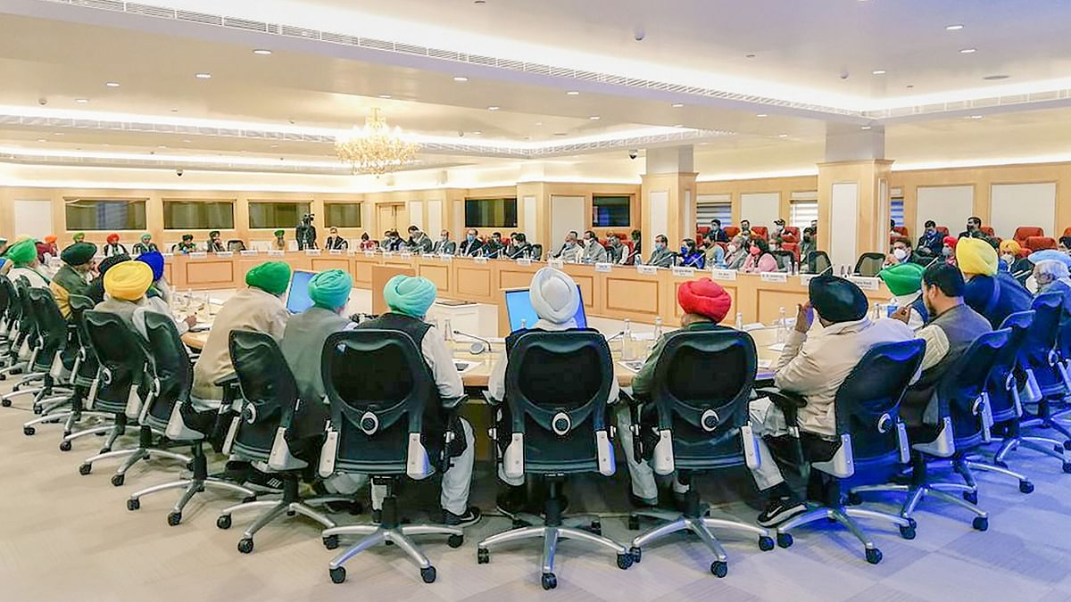 Farmer protests: 11th round of talks 'inconclusive', no date set for next meeting