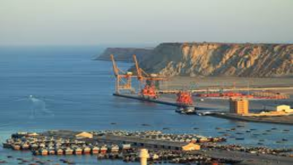 Pakistan fortifying Gwadar on pressure from China