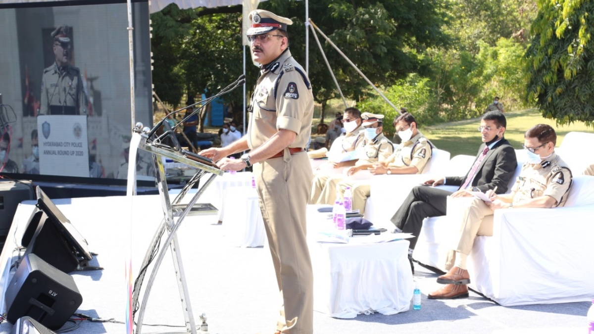 Hyderabad Commissioner of Police