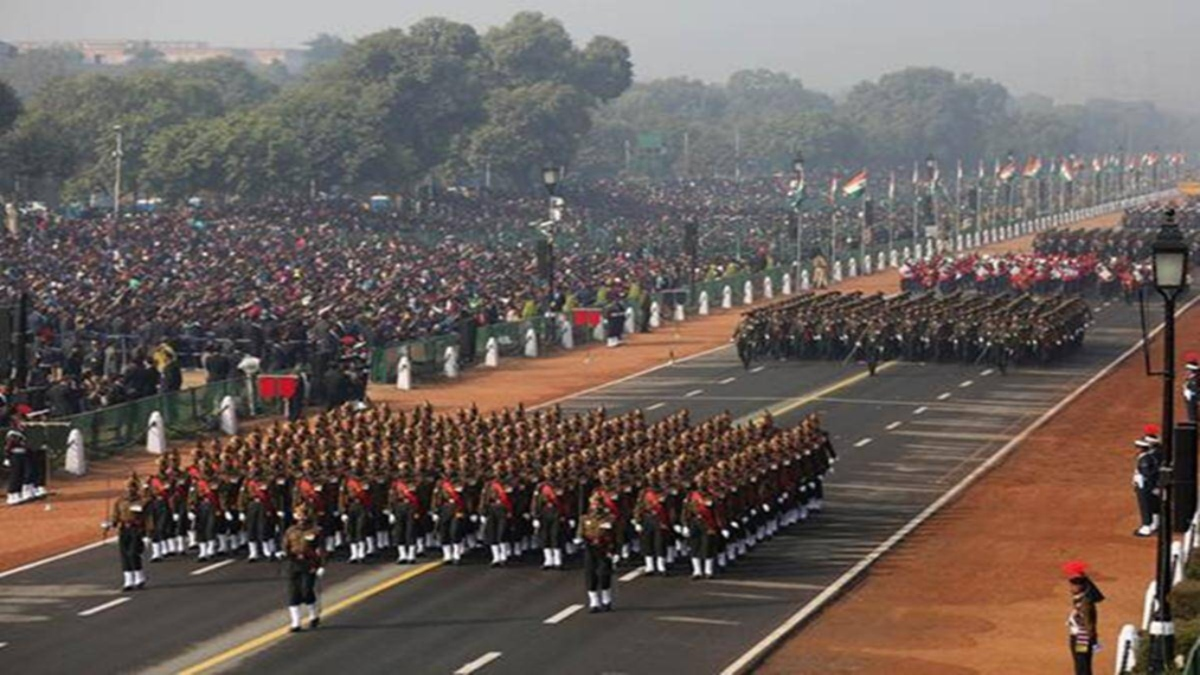 Republic Day 2021 parade: India showcases its military might and cultural diversity