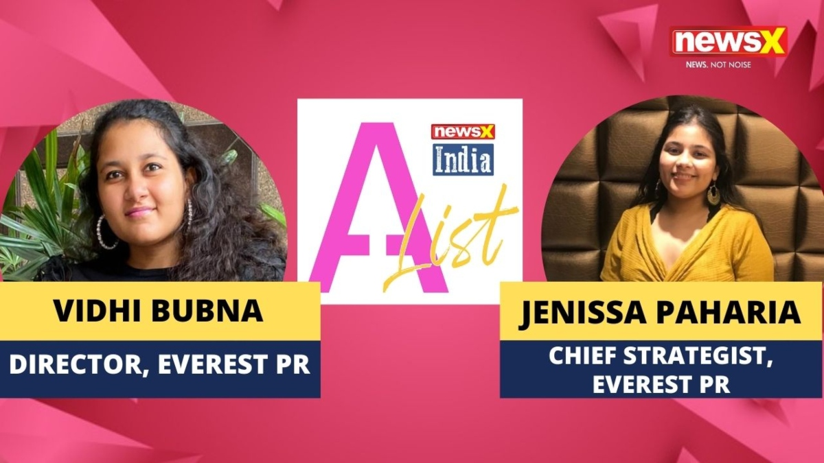 'Every brand has a story behind it and we really value that story': Vidhi Bubna & Jenissa Paharia, Everest PR