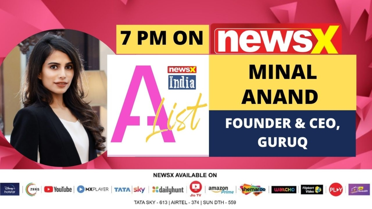 """""""Persistence is key"""": Minal Anand, Founder & CEO, Guruq"""