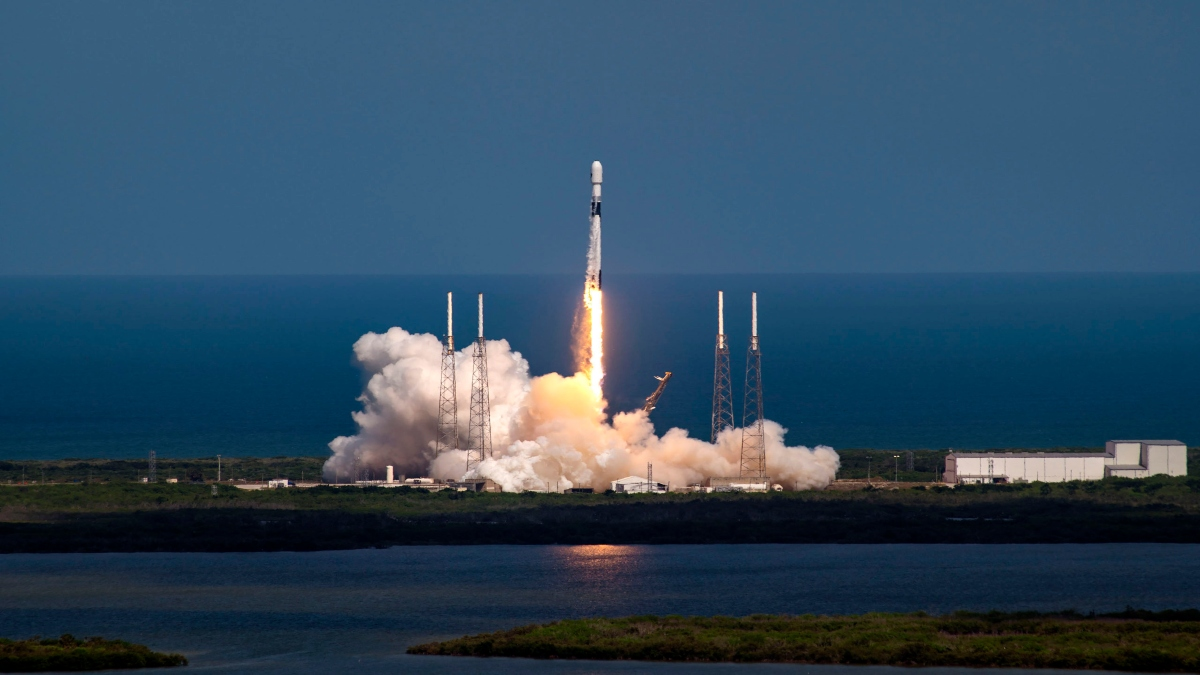 SpaceX breaks world record set by ISRO; launches 143 satellites in one mission