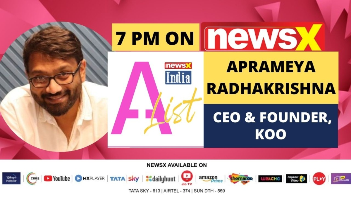 We are solving a deeper problem of connecting India: Aprameya Radhakrishna, Founder & CEO of Koo