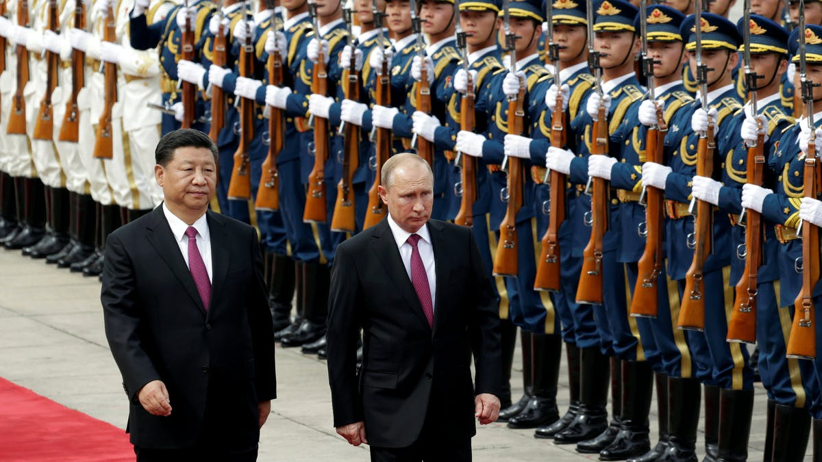 China, Russia propose new regional security dialogue platform