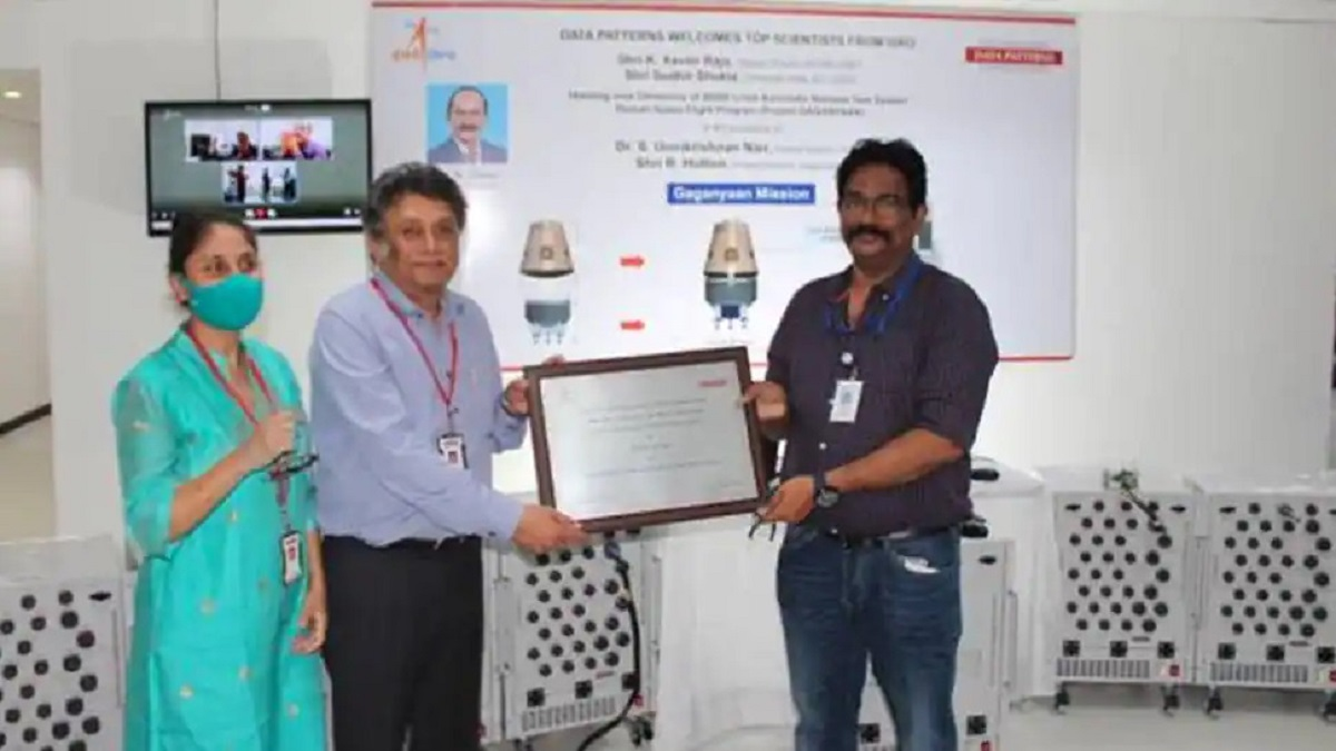 Data Patterns indigenously develops electronic systems in the Defence and Aerospace domain