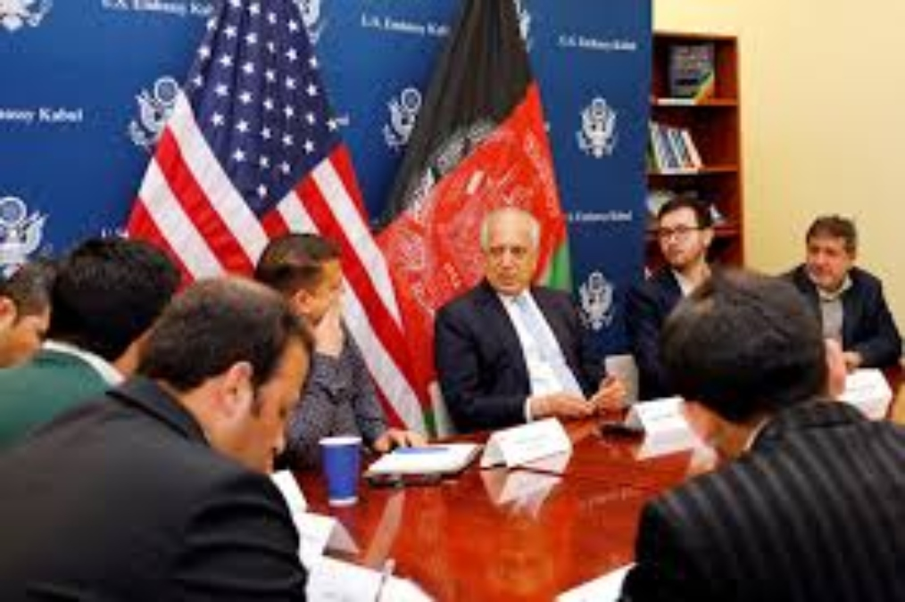 Spotlight on India's role in Afghan peace talks: US proposes UN meeting of India, 5 other nations.