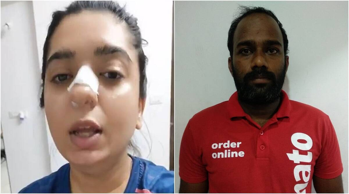 Bengaluru assault case: Zomato delivery agent lodges a counter complaint against woman
