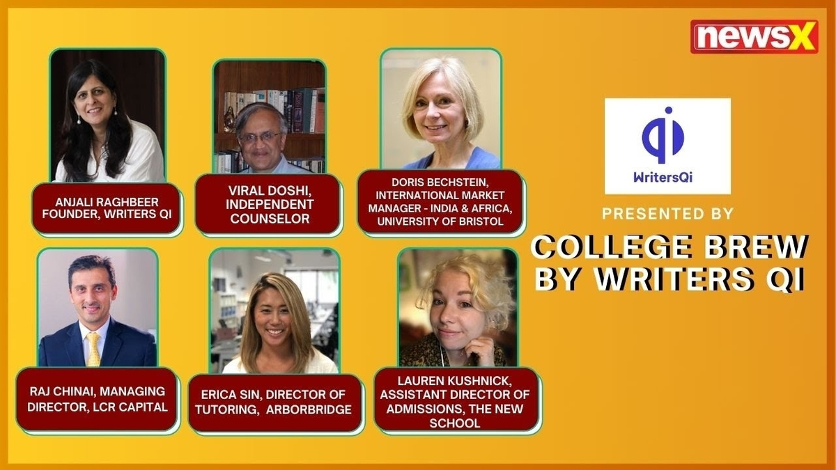 Writers Qi presents College Brew: Experts Answer College-Related Queries