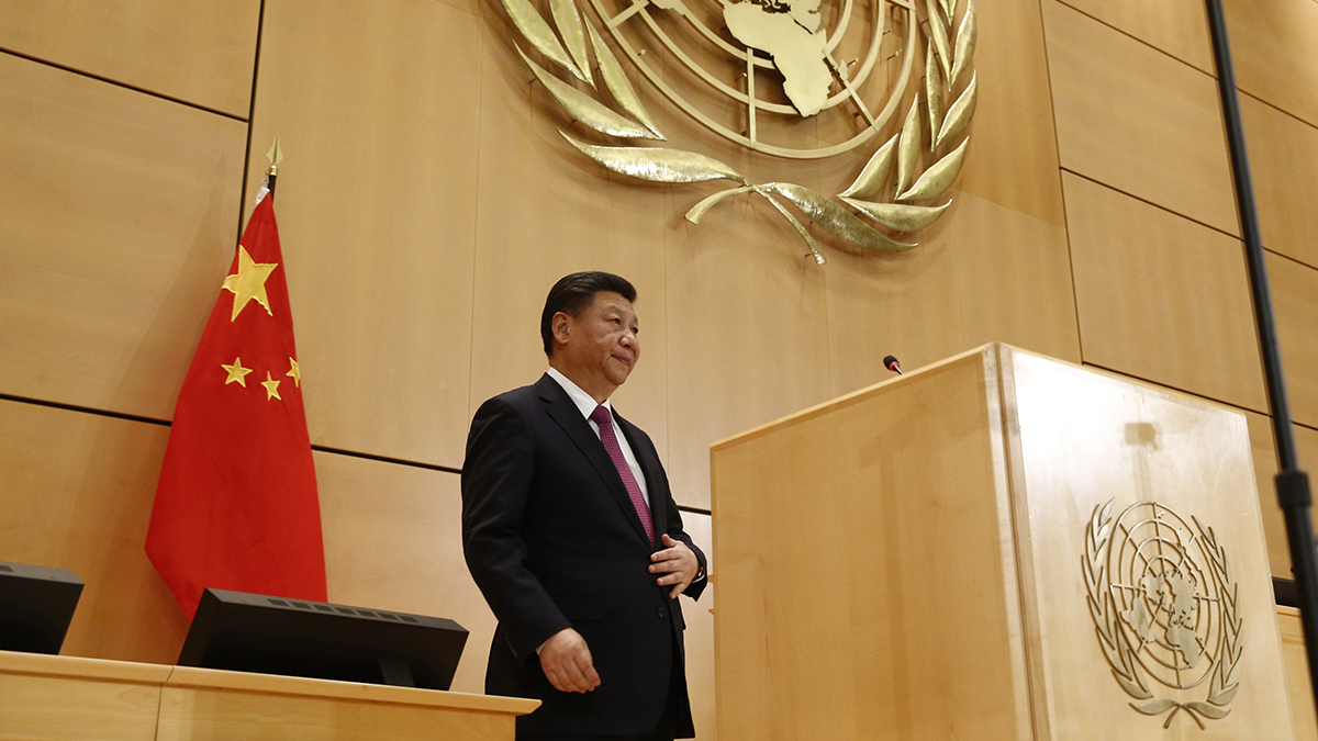 China's growing influence on UN; Time to call China out?
