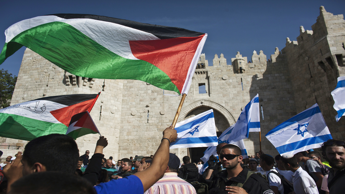 Strife intensifies in Israel, US says 'Israel has right to defend itself'