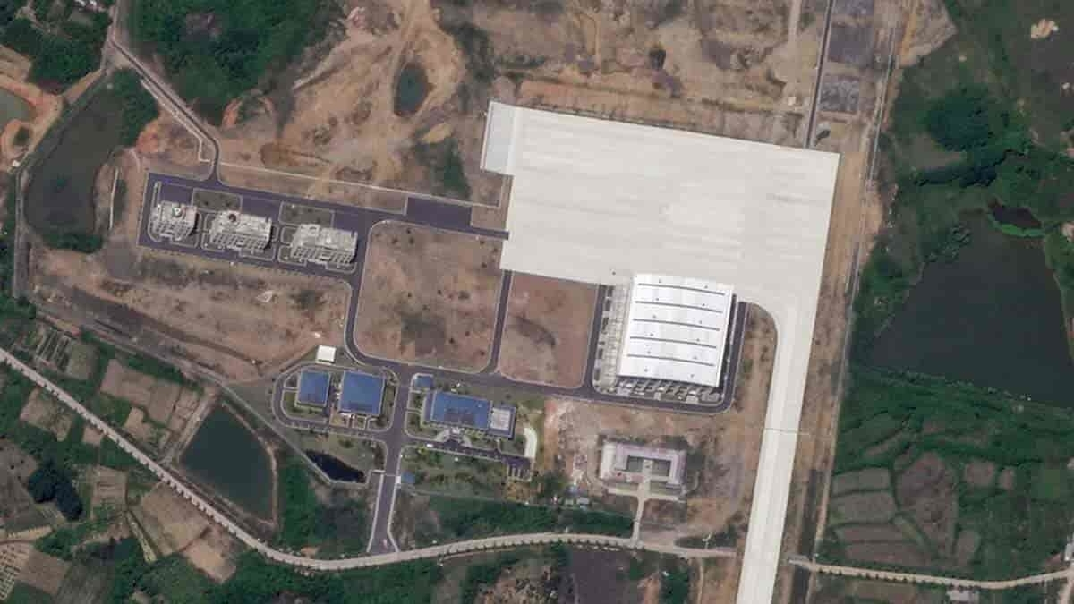Amid new bomber debut talk, Sat images expose China's 'High Security Base'; What is Xi plotting?