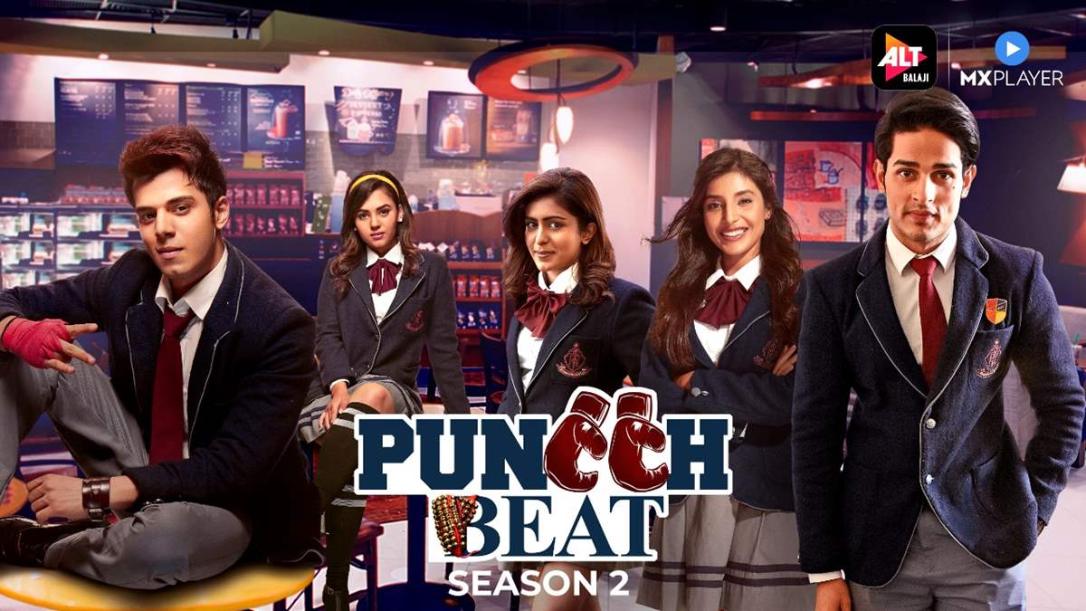 Alt Balaji is back with Punch Beat season 2, Priyank Sharma and Siddharth Sharma excited to  show their punches to the audience