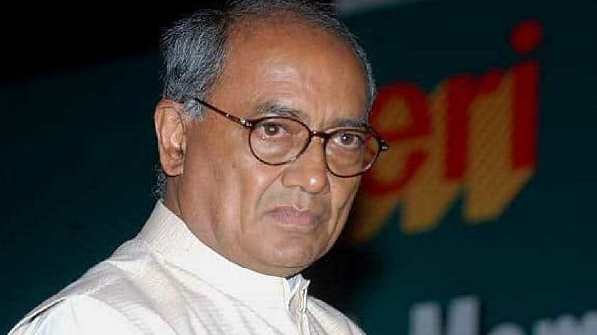 Digvijay Singh's leaked clubhouse chat sparks row, time Congress controls its ministers?