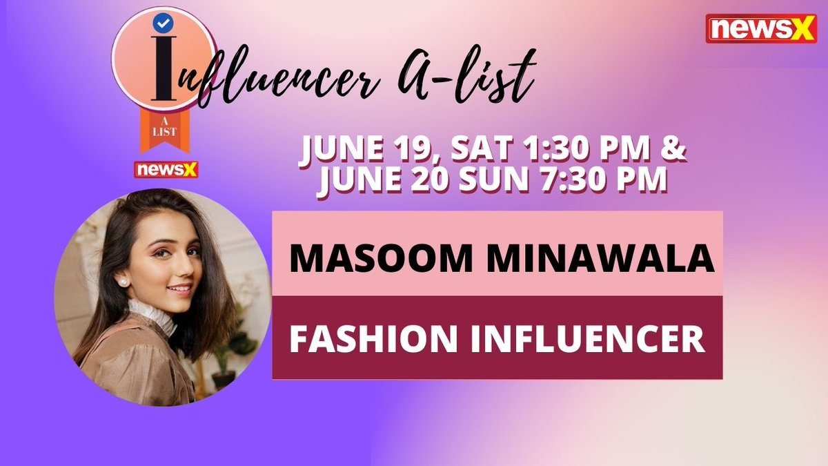 'I have the undying passion for Indian fashion': Masoom Minawala