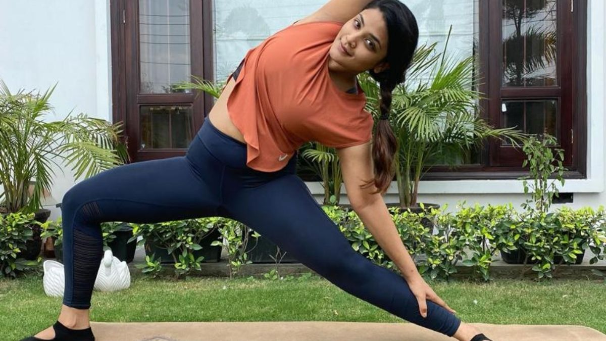 Trending fitness influencer Shreya Jain known as 'Styleawhileofficial', is creating her unique niche in the industry