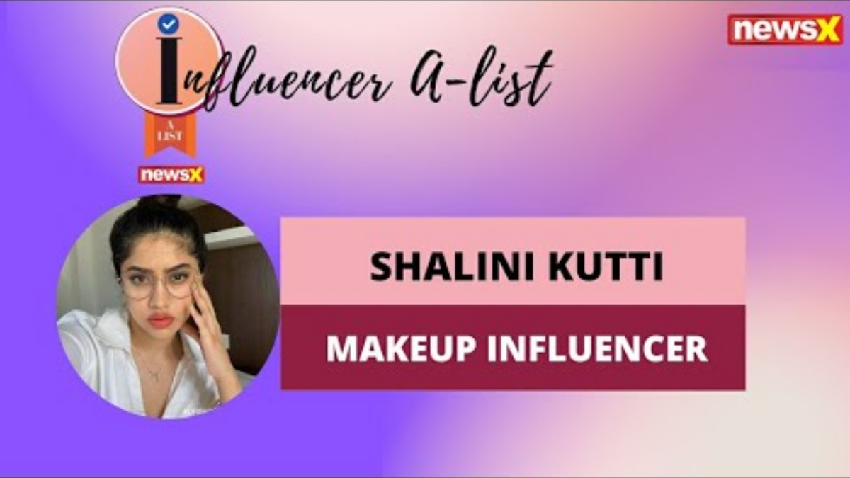 'Showing makeup as real as possible': Shalini Kutti