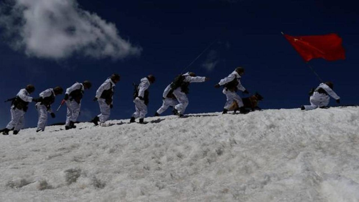 Chinese tibetan militia in Sikkim: A two way move by China?