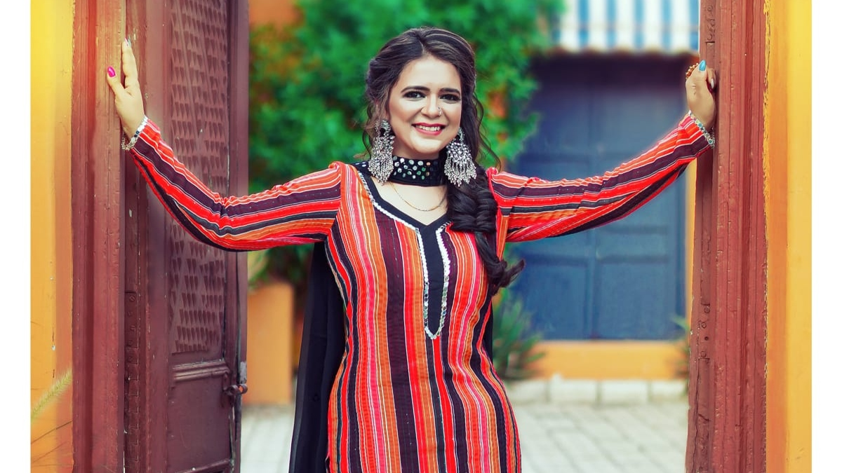 """Meet Arpitaa Bansal:  A New Voice In Punjabi Music Industry Ready To Captivate The Soul & Rock The Floors With Her Upcoming Song """"Sufna Viyah Da"""""""