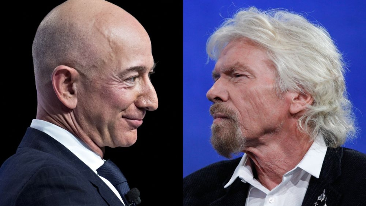 Bezos & Branson's private space race: Is it a big deal?