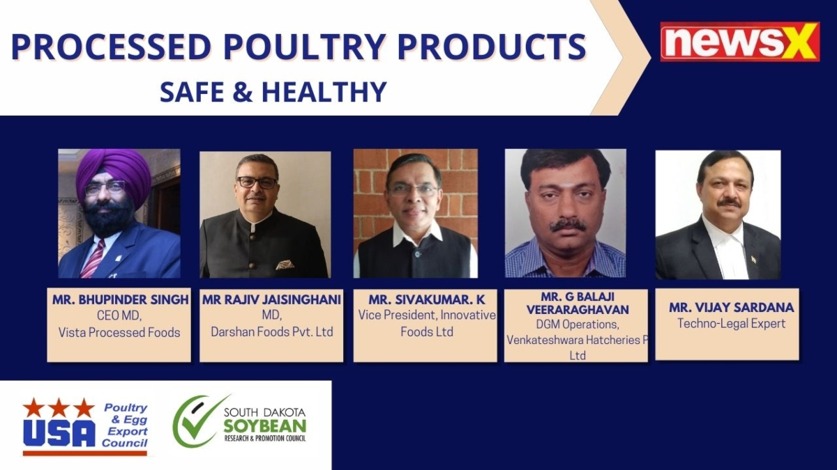 Processed Poultry Products-Safe & Healthy: Presented by USAPEEC & South Dakota