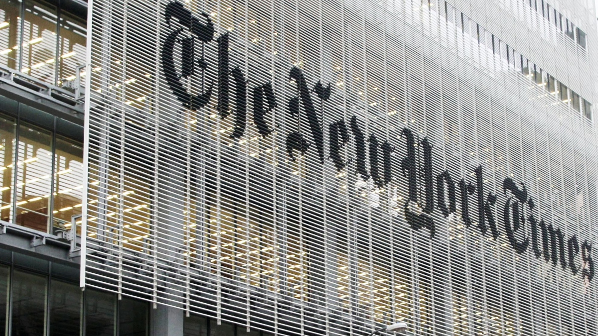 NYT's Anti-India Agenda Open Barred: Time Vox Indica #BoycottNYT?