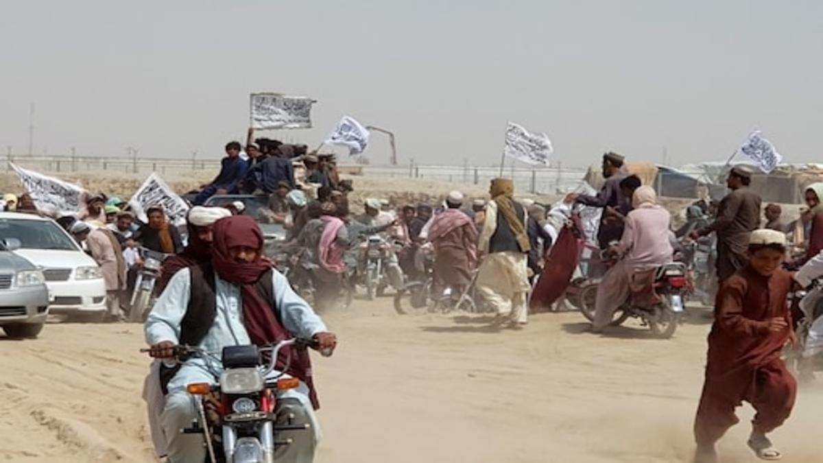 Pak Providing Support to Taliban'