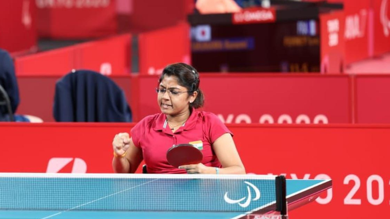 Tokyo Paralympics: Bhavina bags silver medal match; PM lauds her efforts