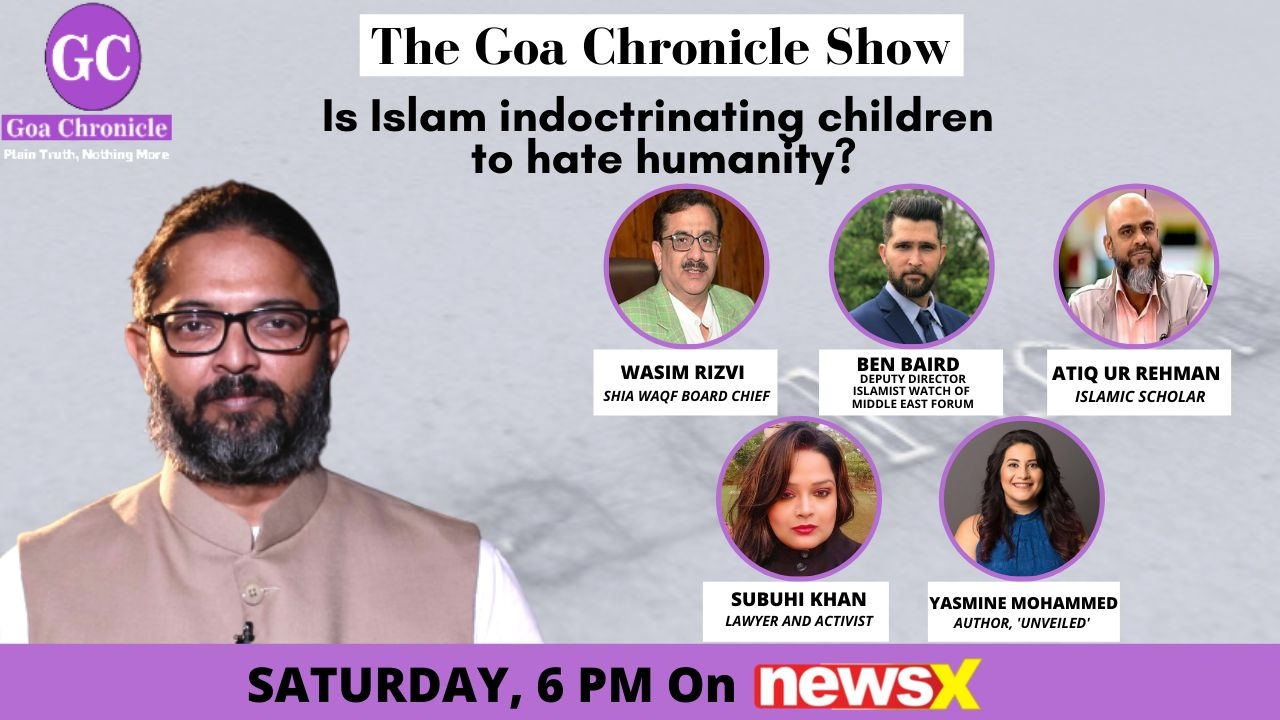 NewsX launches new program – The GoaChronicle Show