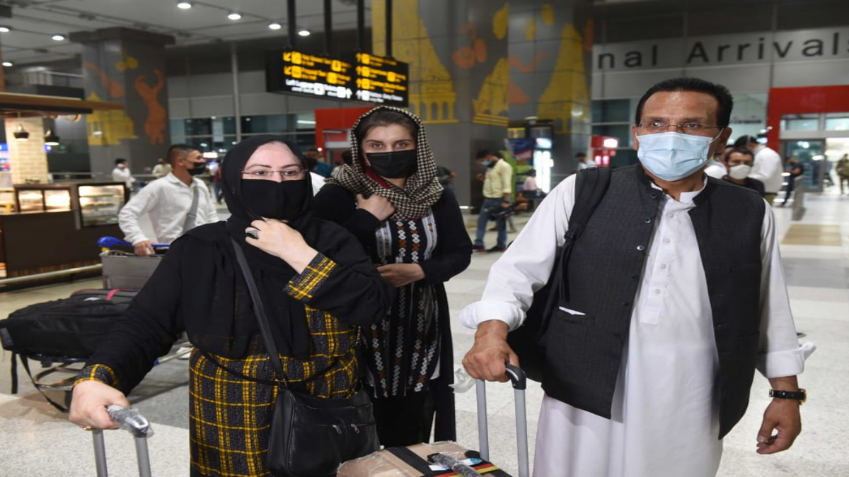 Foreign nationals, Afghan citizens with travel authorisation can travel outside Afghanistan: Blinken