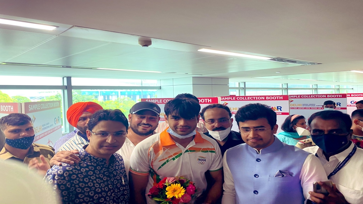 Indian athletes return home after participating in Tokyo Olympics: Live Updates