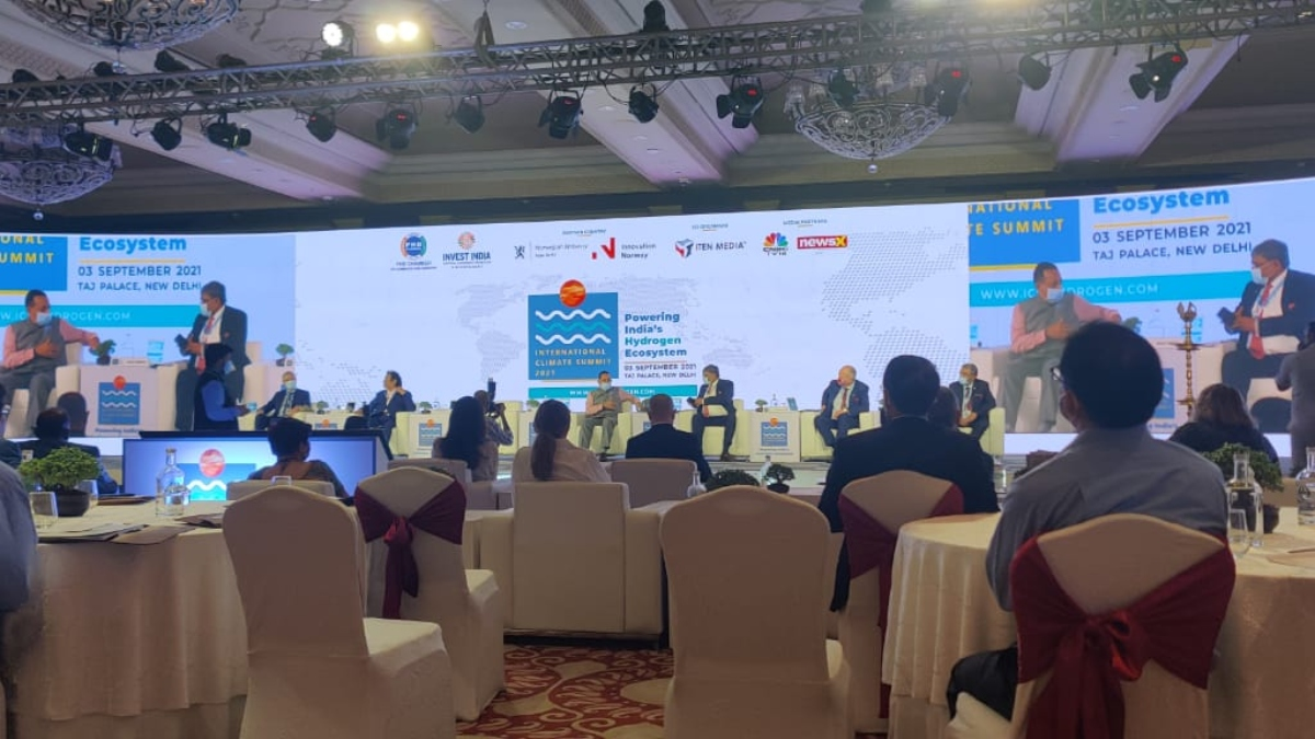 PHD Chamber of Commerce and Industry presents International Climate Summit 2021