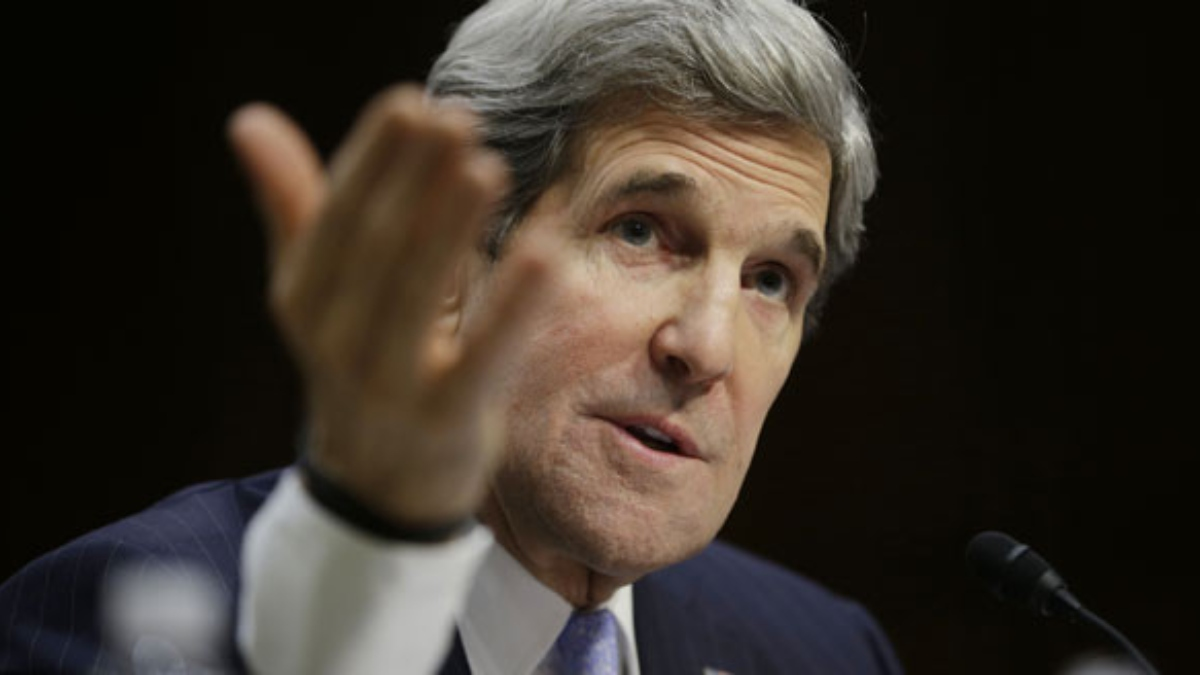 John Kerry In India: India-US launch Climate Action and Finance Mobilization Dialogue of Agenda 2030 Partnership