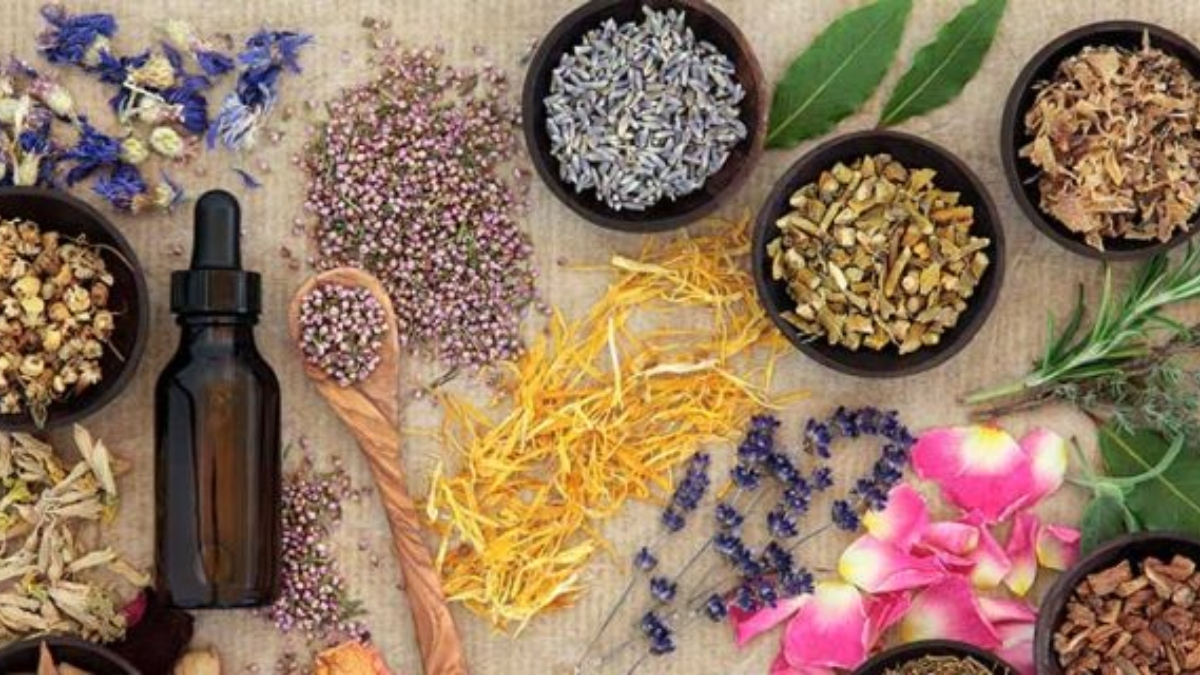 The use of natural ingredients and therapies in daily needs to stable mental wellbeing