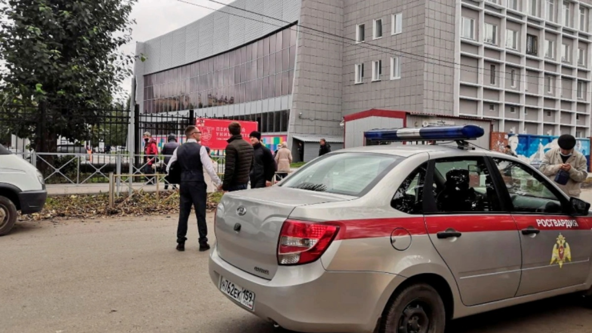 Russia's Perm State University shooting: Indian embassy in Russia condoles deaths