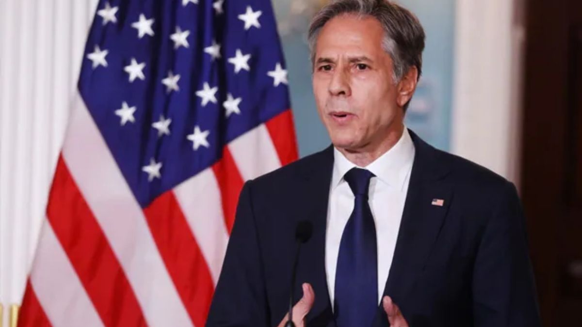 Always possibility of miscalculation: Blinken on Chinese incursions in Taiwan