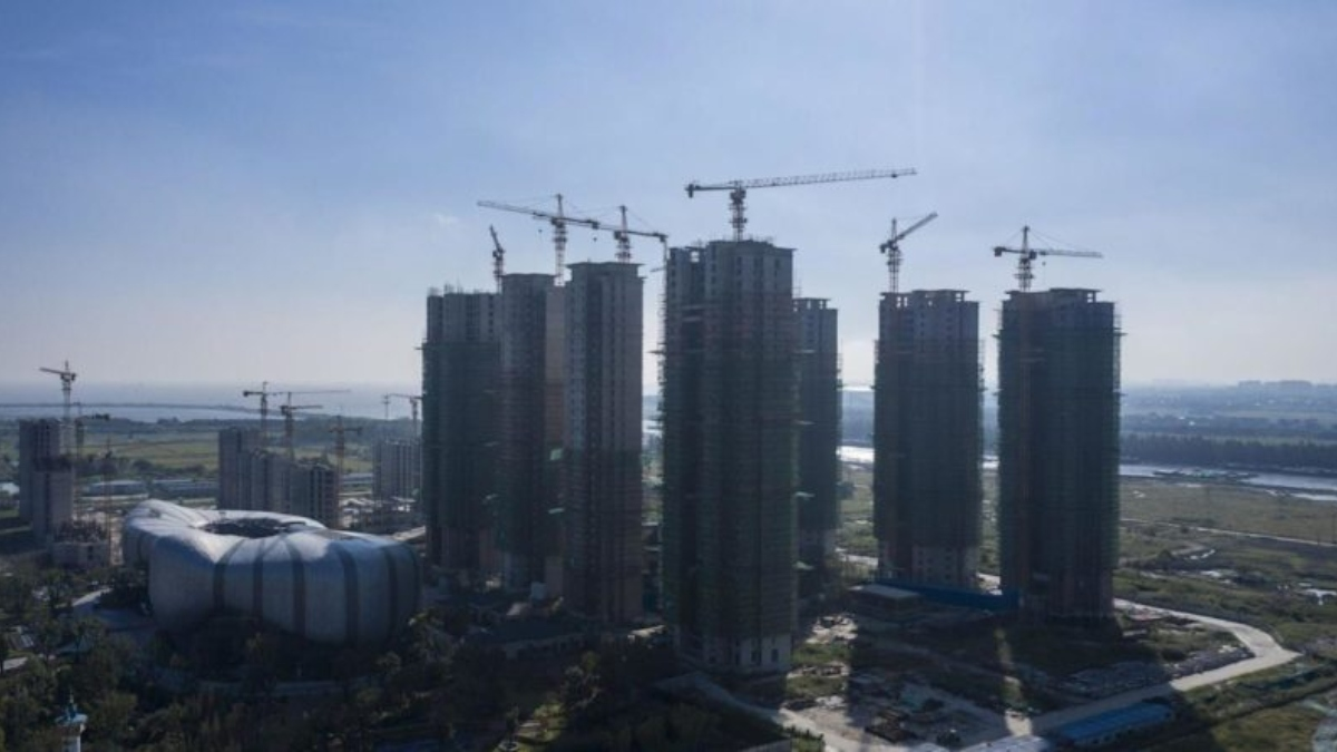 China economic collapse: After Evergrande, Modern Land struggling to pay its debts