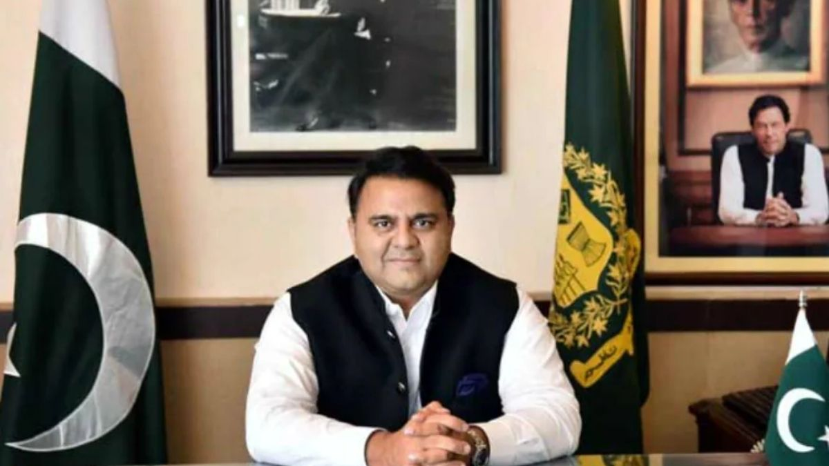 Fawad Chaudhry backs 'chance at a normal life' for TTP terrorists