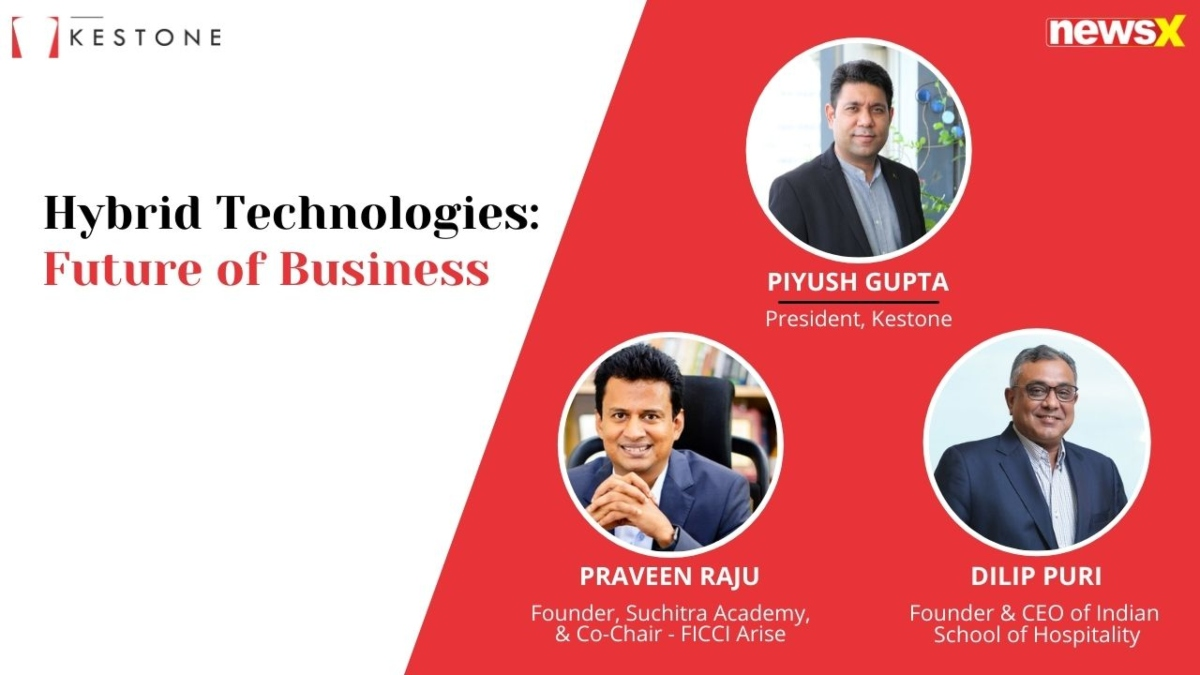 Hybrid Learning: Future of Business| Presented By Kestone
