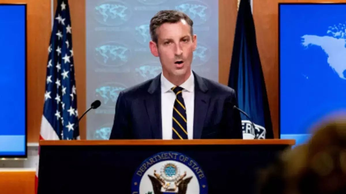 US To Continue Deepening Ties With Taiwan