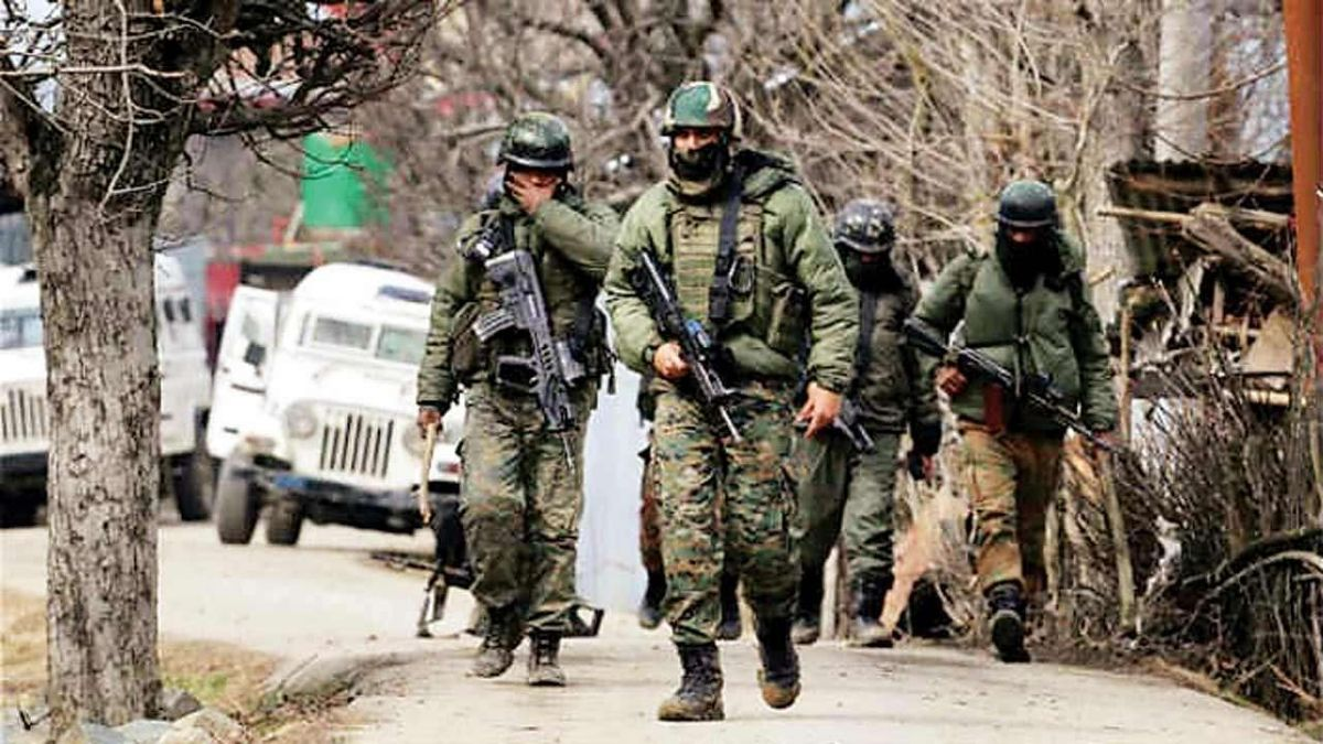 Security Forces Gun Down Terrorist Involved In J&K Civilian Killings