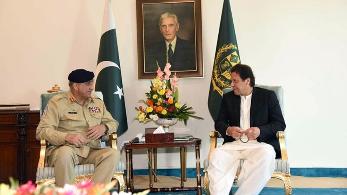 Imran Khan And Military Spar Over New ISI Chief